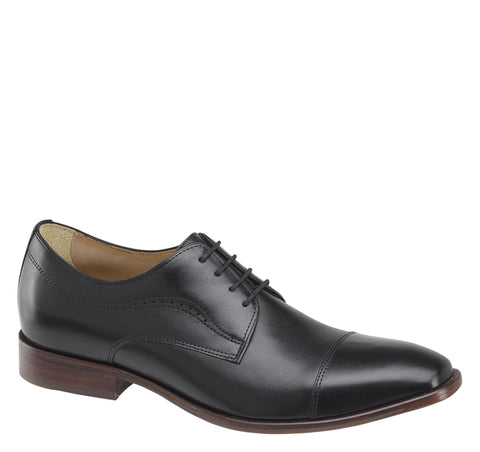 Johnston & Murphy Mcclain 9777 Black