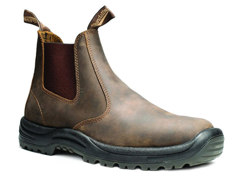 Blundstone 492 Chunk Sole Rustic Brown
