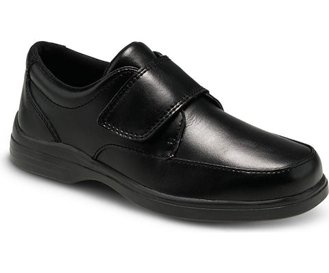 Kids Hush Puppies Gavin Black