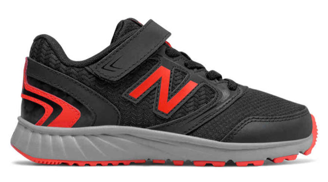 New Balance KA455BL Black Flame