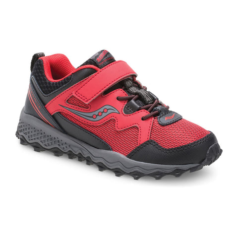 Saucony Peregrine 259573 Red Black