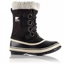 Sorel Ladies Winter Carnival 1308911 Black