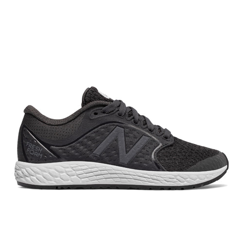 New Balance KJZNTBC Black White