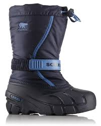 Sorel Flurry Collegiate Navy