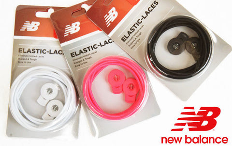 New Balance Elastic Laces ~Various Colors!