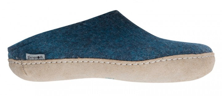 Glerups Men's Slipper Petrol