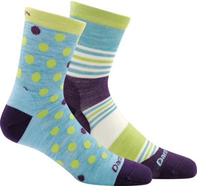 Darn Tough Socks Kids Dot Stripe 3009