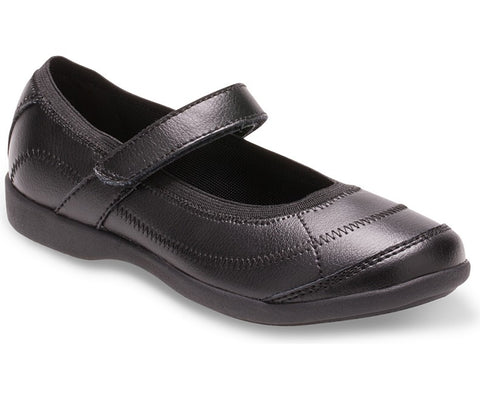Kids Hush Puppies Reese MJ Black