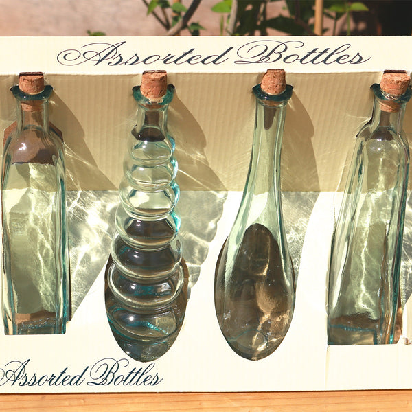 100% Recycled Glass Bottles | Potch | Ethical,Fairtrade,Local