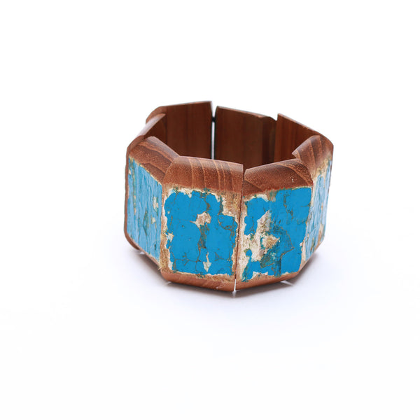 Jukung Wide Bracelet | Potch | Ethical, Fairtrade or Local