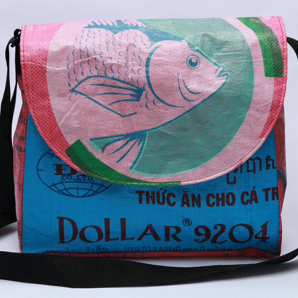 Large Messenger Bags | Potch | Ethical, fairtrade or local
