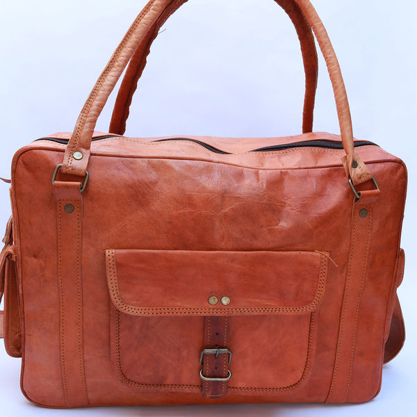 Oak Weekender Bag | Potch | Ethical, Fairtrade or Local