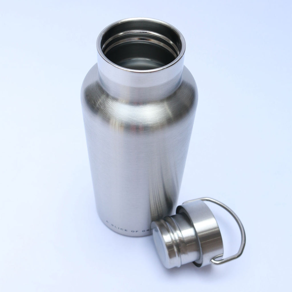 Stainless Steel Insulated Bottle 500ml | Potch | Ethical, Fairtrade or Local