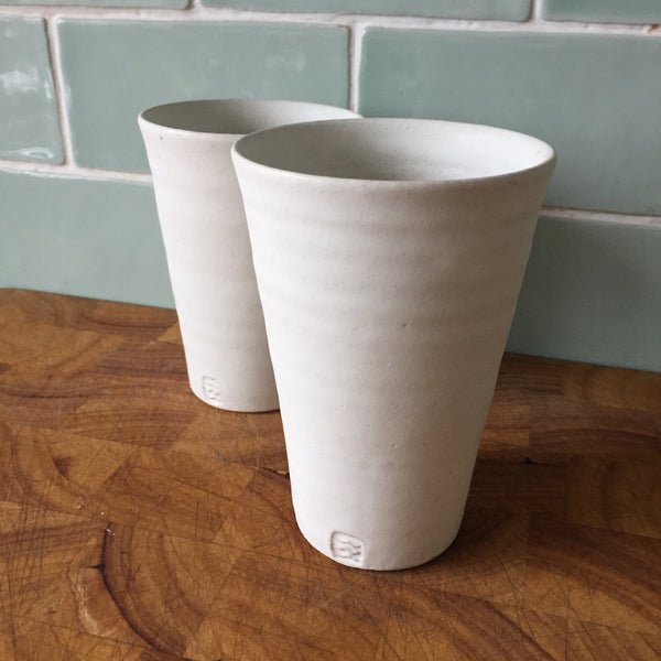 Stoneware Beaker | Potch | Ethical, Fairtrade, Local