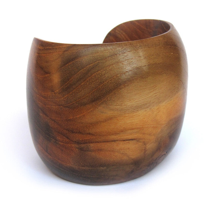 Teak Bangle | Potch | Ethical, Fairtrade or Local