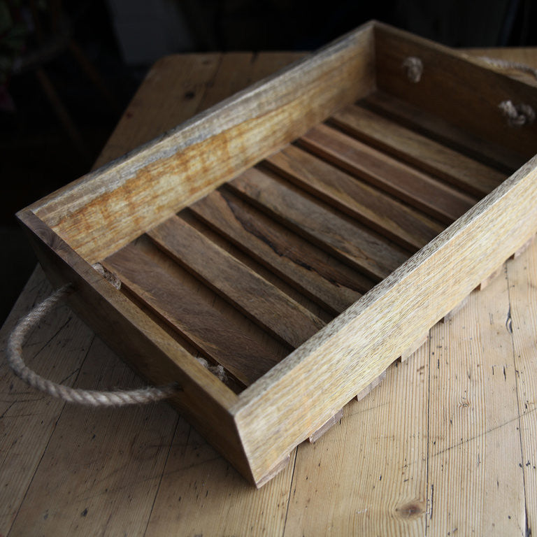 Para Mango Wood Tray | Potch | Ethical,Fairtrade,Local