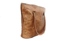 Fairtrade Bag made from Goat Leather | Potch |
