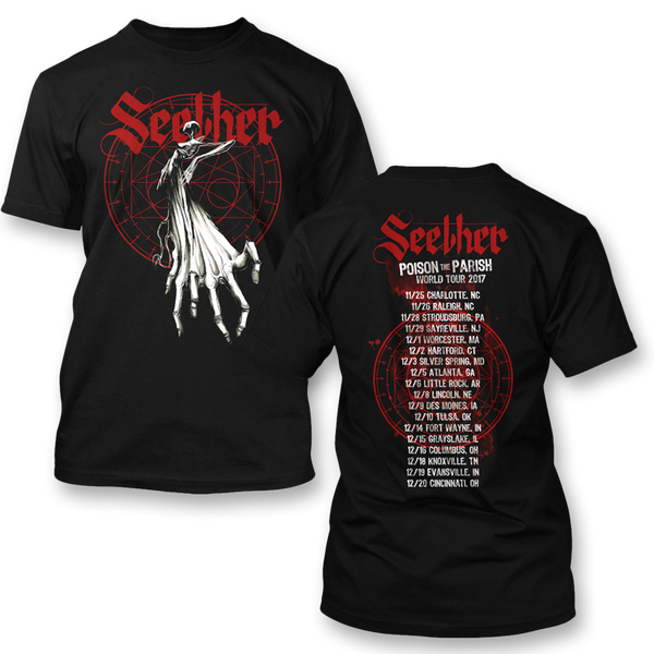 Creeper Tour T-Shirt