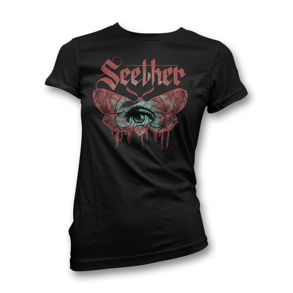 Moth Eye T-Shirt - Women's
