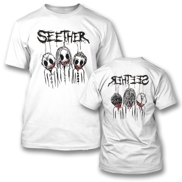 Scribble Heads T-Shirt