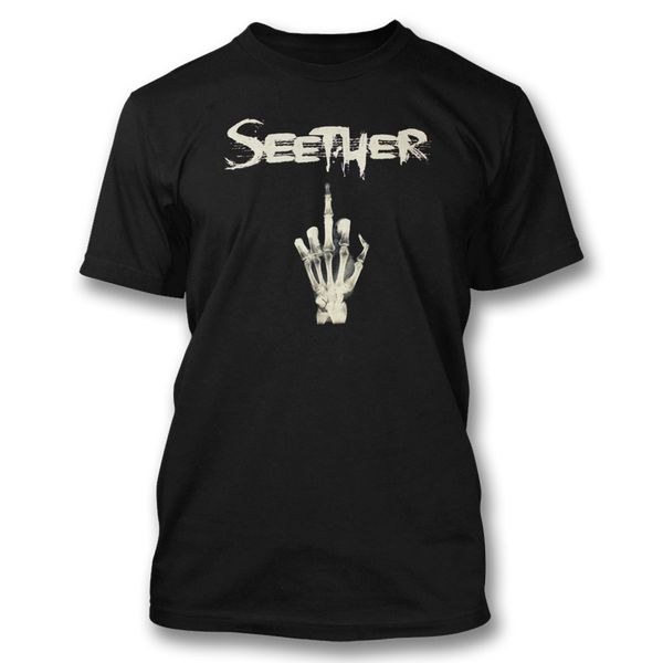 Skeleton Finger T-Shirt