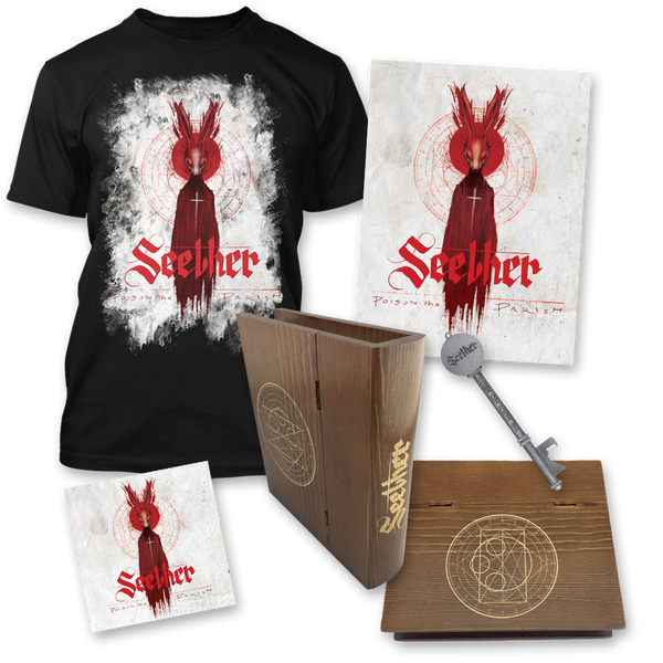 Official Seether Poison the Parish Bishop Bundle