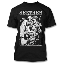 Happy Family 2015 Tour T-shirt - Seether Official Store - 2