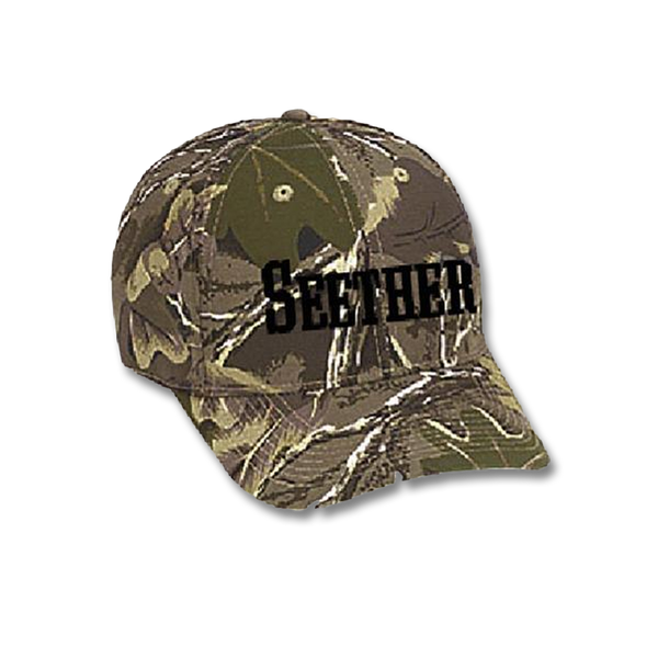 Seether Camo Hat