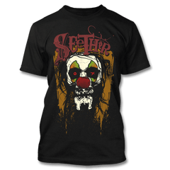 Clown Face T-Shirt - Seether Official Store - 1