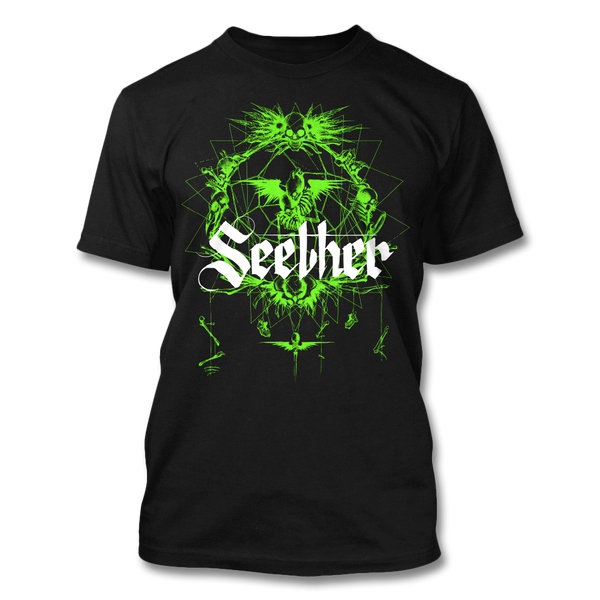 Dreamcatcher T-Shirt (Green)