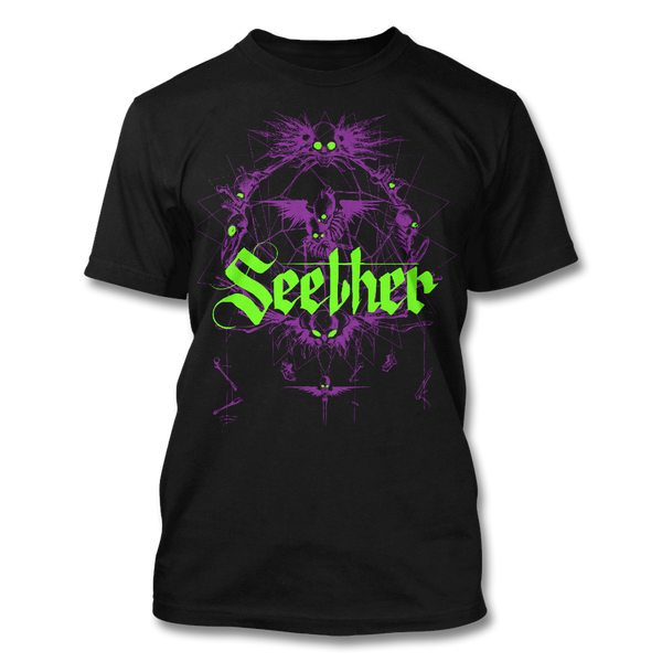Dreamcatcher T-Shirt (Purple)