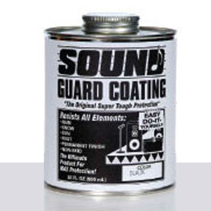 Sound Guard Coating