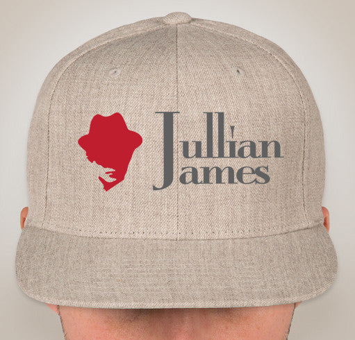 Jullian James Flat-Bill Cap