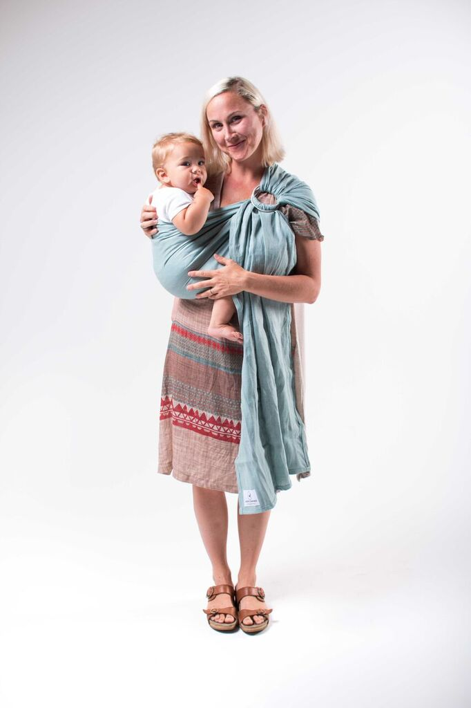 Chesapeake Linen Ring Sling