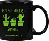 'My English Class is on Point' Coffee Mug