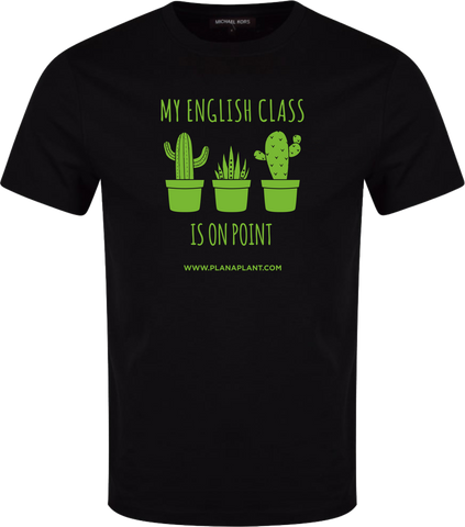 'My English Class is on Point' T-Shirt