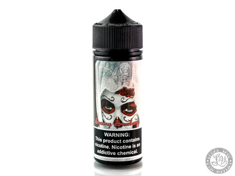Adam Bomb - Creamy Strawberry - 120ml
