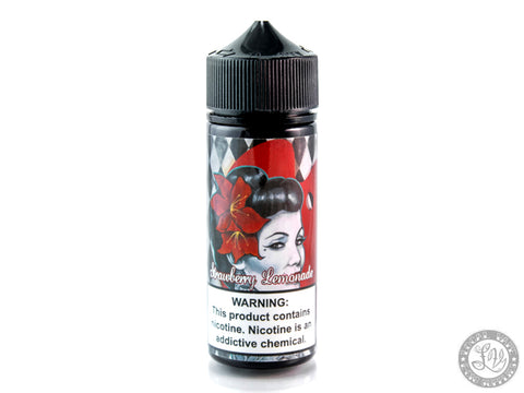 Adam Bomb - Strawberry Lemonade - 120ml