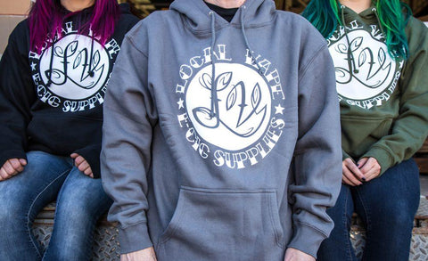 Local Vape Pullover Hoodie