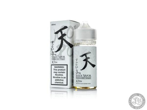 Sugoi Vapor - Ten - 100ML