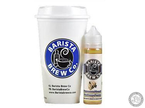 Barista Brew Co - Cinnamon Glazed Blueberry Scone - 60ml