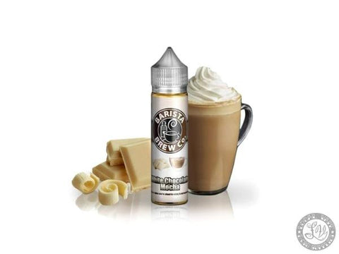 Barista Brew Co - White Chocolate Mocha - 60ml
