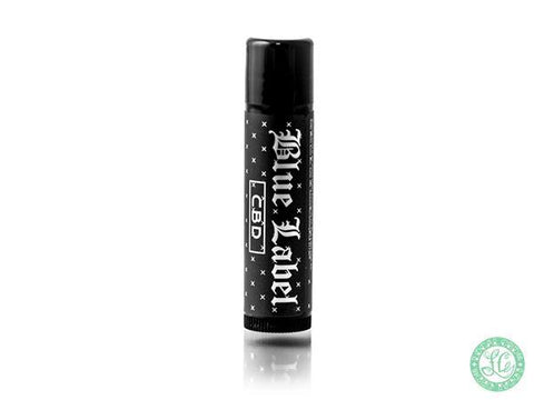 Blue Label CBD - Full Spectrum CBD Lip Balm