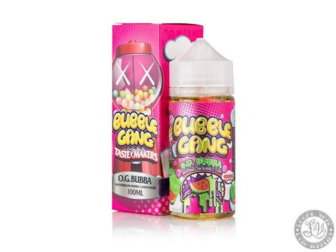 Bubble Gang - O.G. Bubba - 100ml