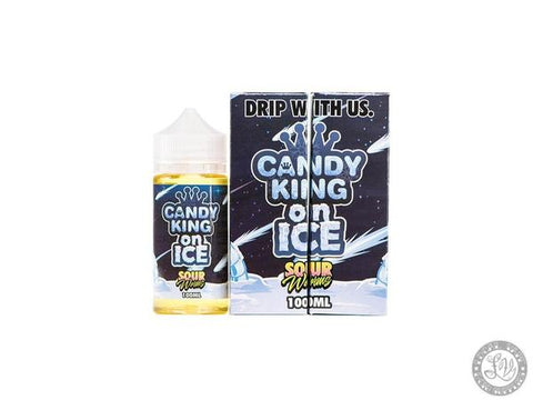 Candy King on Ice - Worms on Ice - 100ml