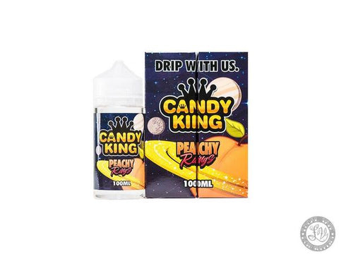 Candy King - Peachy Rings - 100ml