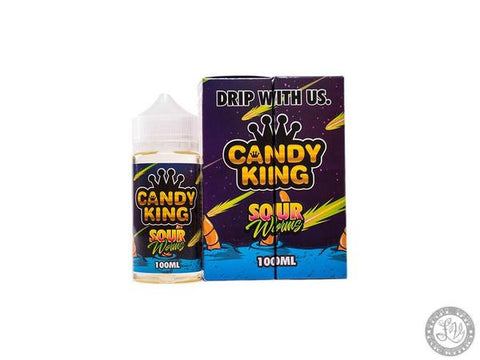 Candy King - Worms - 100ml