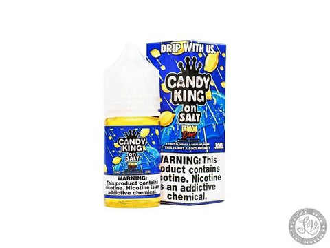 Candy King on Salt - Lemon Drops - 30ml