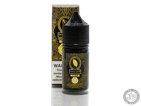 Gold Leaf Salts - G.M.T - 30ml