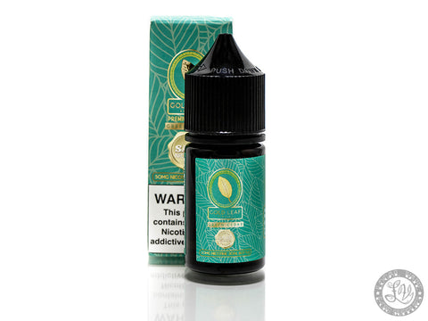 Gold Leaf Salts - Green Cedar - 30ml